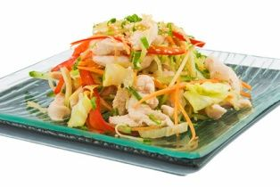 ... luau the chinese chinese food chinese chicken salads salad bar forward