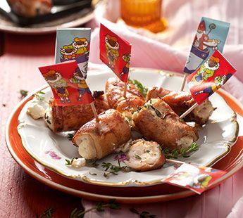 Kipvink met geitenkaas Gourmetrecept - Recept - Jumbo Supermarkten