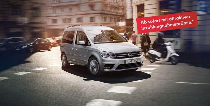 Der Caddy < Volkswagen Modelle - alle VW Modelle auf einen Blick < Volkswagen Deutschland