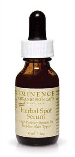 Eminence Organic Skincare Herbal Spot Serum for Problem Skin Types 1 Ounce >>> To view further for this item, visit the image link.