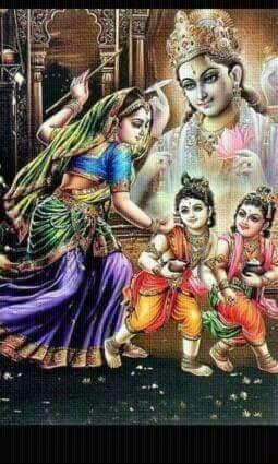 Yashoda krishna...Balram