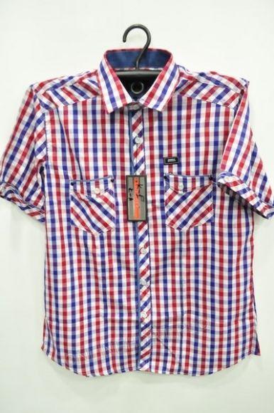 Koszula Męska Modely K-1 K-A Kr. Rękaw  (M-3XL)