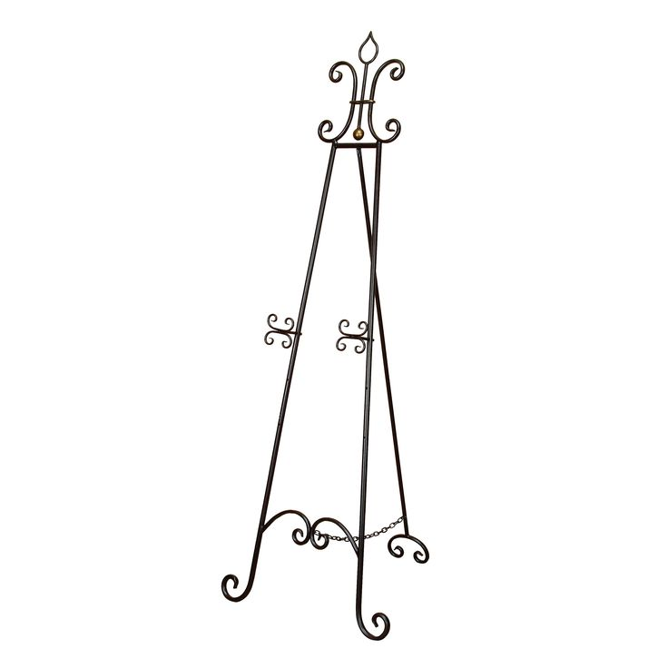 Woodland Imports Metal Easel