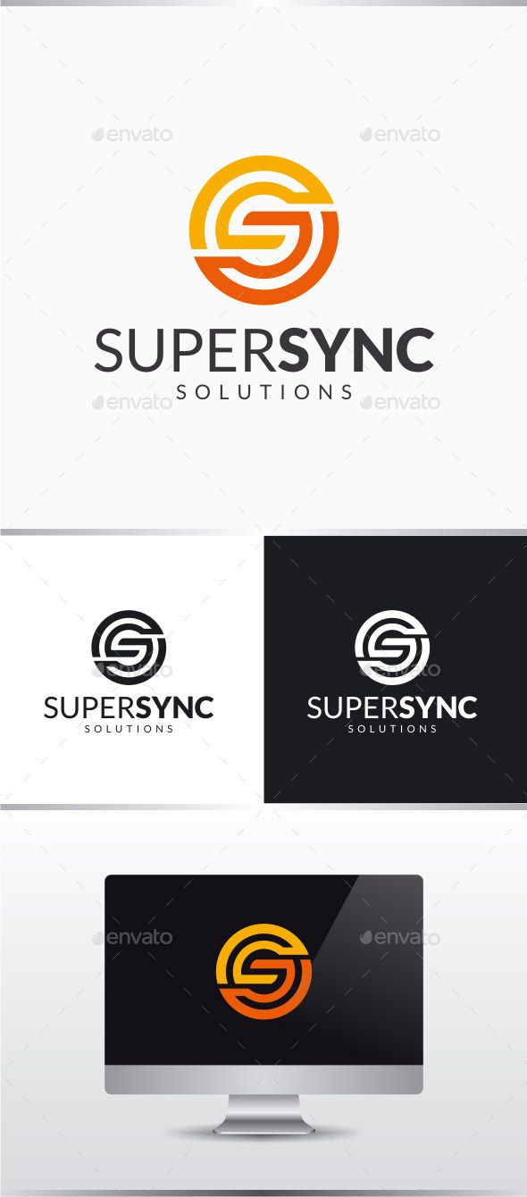 Super Sync - Letter S Logo (Vector EPS, AI Illustrator, Resizable, CS, circle, connect, design, graphic, labyrinth, letter S, logo, maze, media, round, s, S logo, solution, studio, super, sync, synchronize, synergy, target, technology, template, vector)