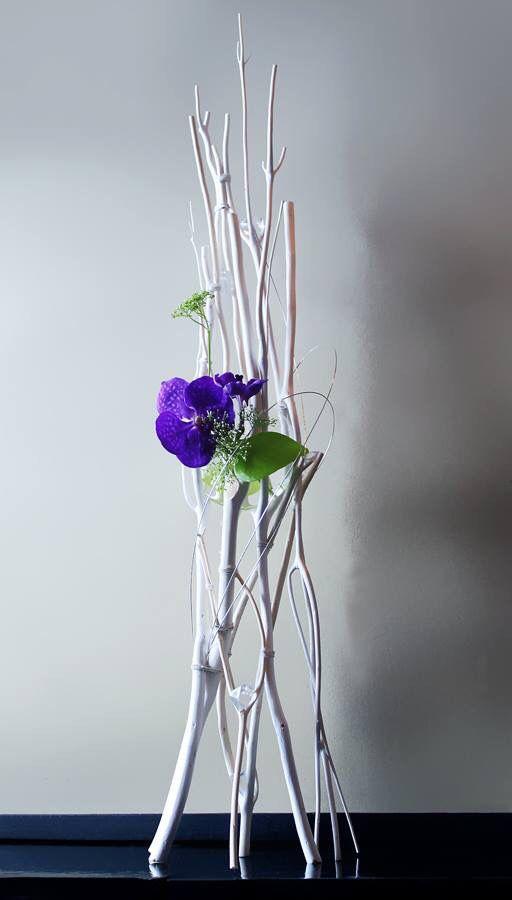 #Zweige Ikebana