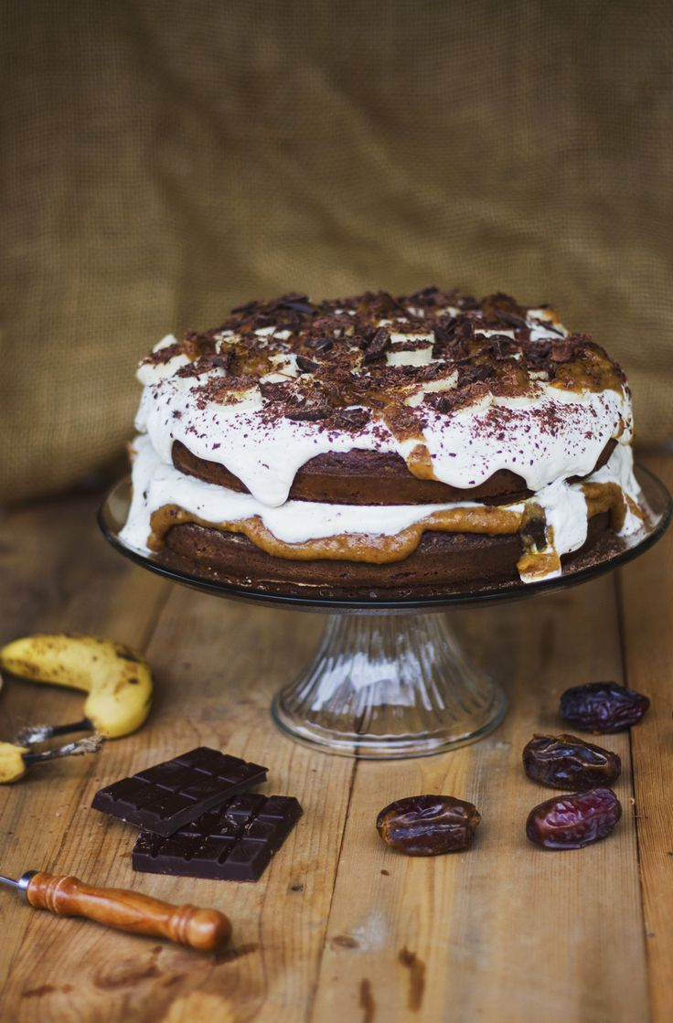 The idea for this cake came to me whilst I was in the middle of watching a biochemistry lecture, it is fair to say I was no longer concentrating on what my lecturer was saying…not that I ever do, but that is neither here nor there… Banoffee pie is an English dessert pie made from...Read More »