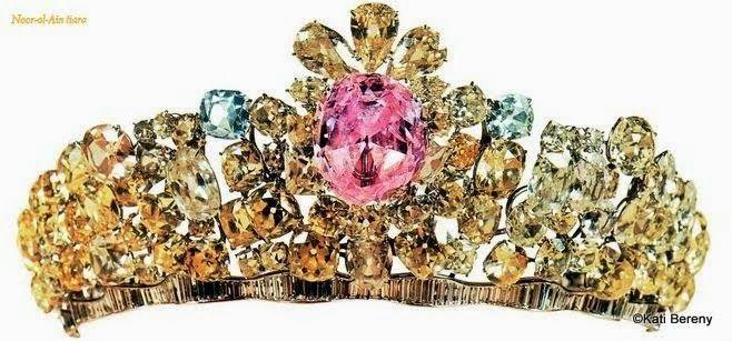 Noor-ol-Ain tiara