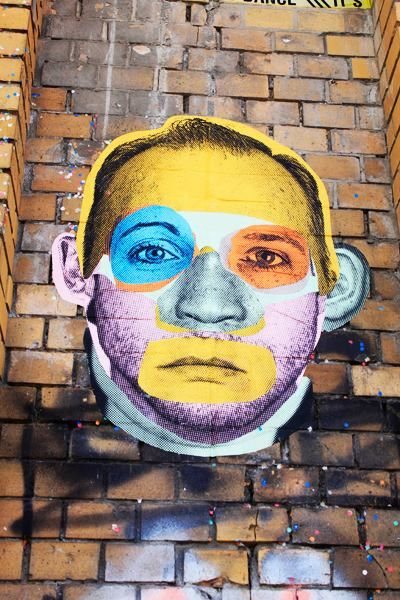 VARIOUS & GOULD  'Face Time' (series)  [Berlin, Germany 2015]