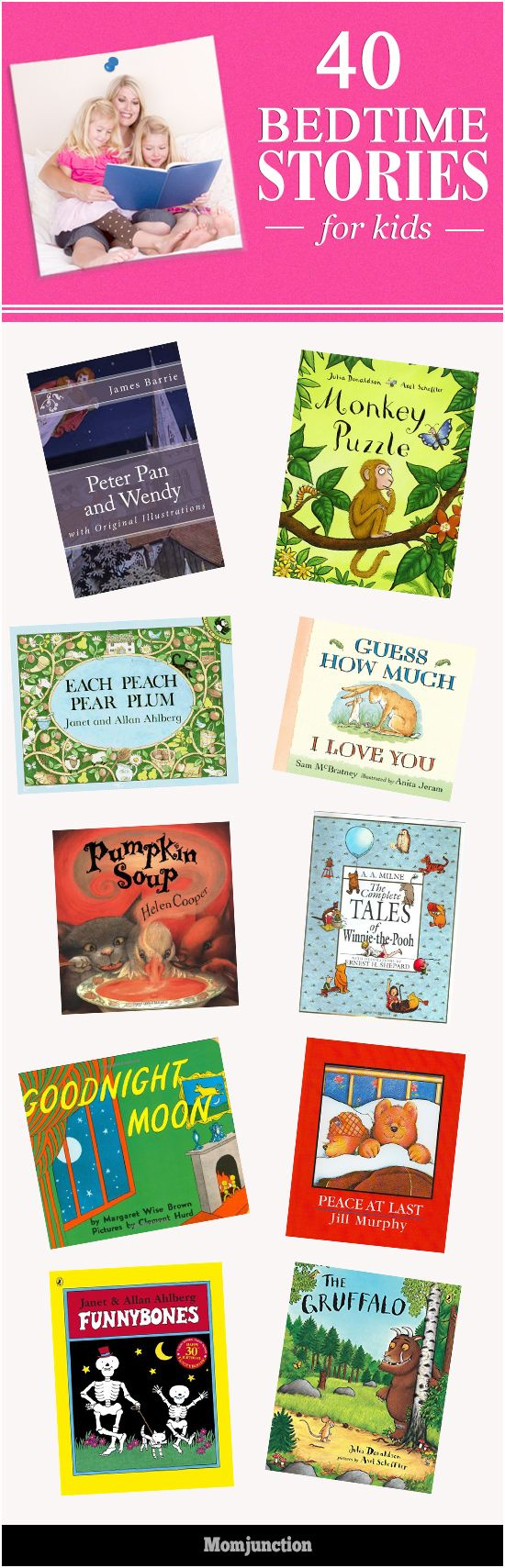 27 Classic And Funny Bedtime Stories For Kids