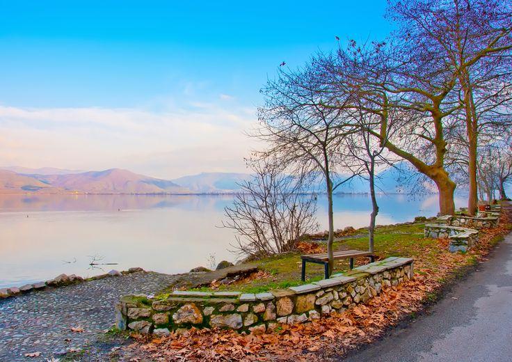 VISIT GREECE| #Kastoria lake #VisitGreece #Greece