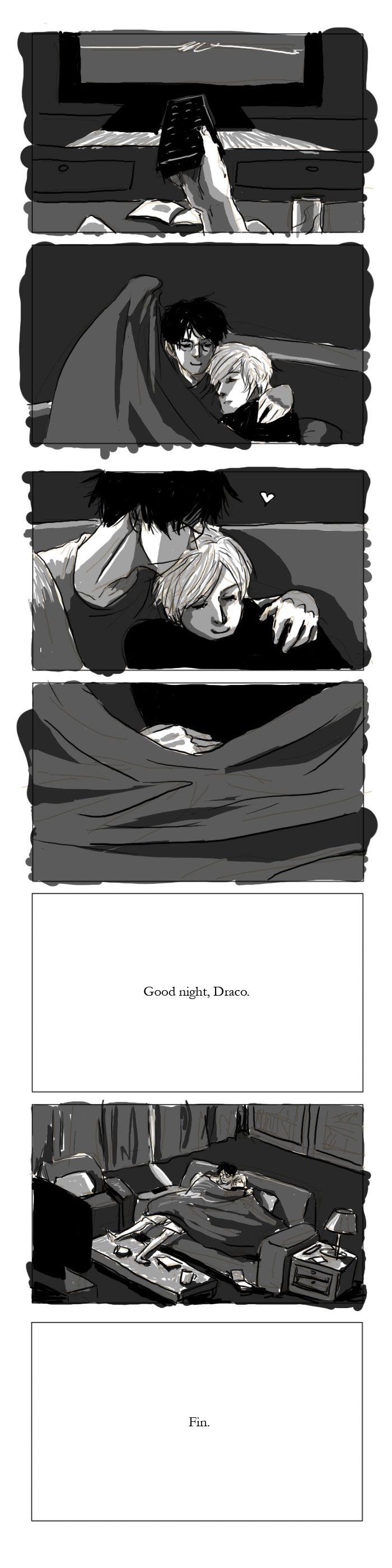 Good Night, Draco - Part II by alteregopi.deviantart.com on @DeviantArt