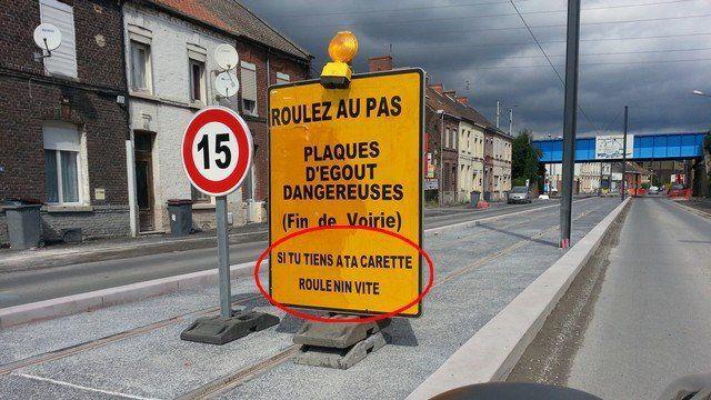 Ahh le Nord!!! Pardon Haut de France