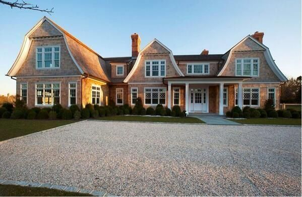 Farmhouse style if only pinterest farmhouse style for Hampton shingle style house plans