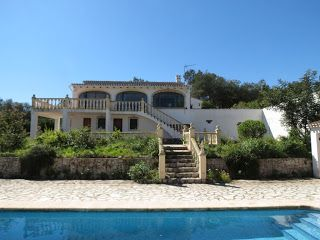 Costa Blanca Property Sales: Finca style villa for sale in Javea - Just Reduced...