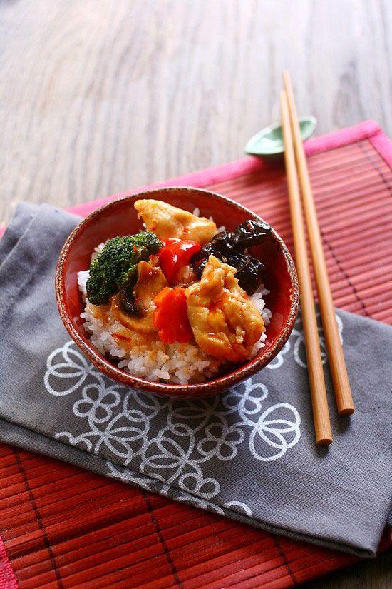 Hunan Chicken, so yummy and easy to make. #chicken