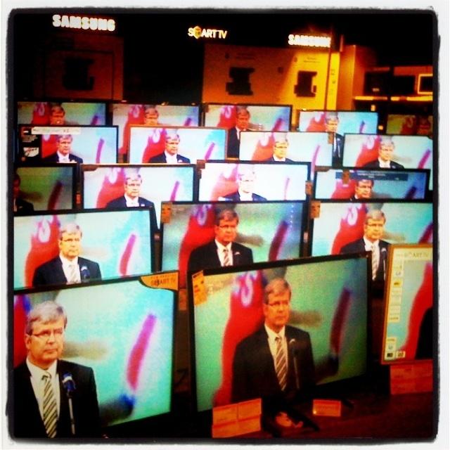 TV's // @wivercz
