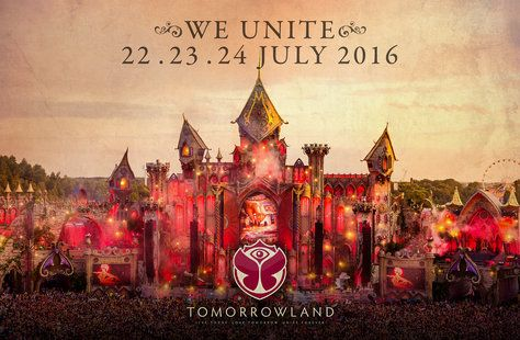 #Tomorrowland 2016