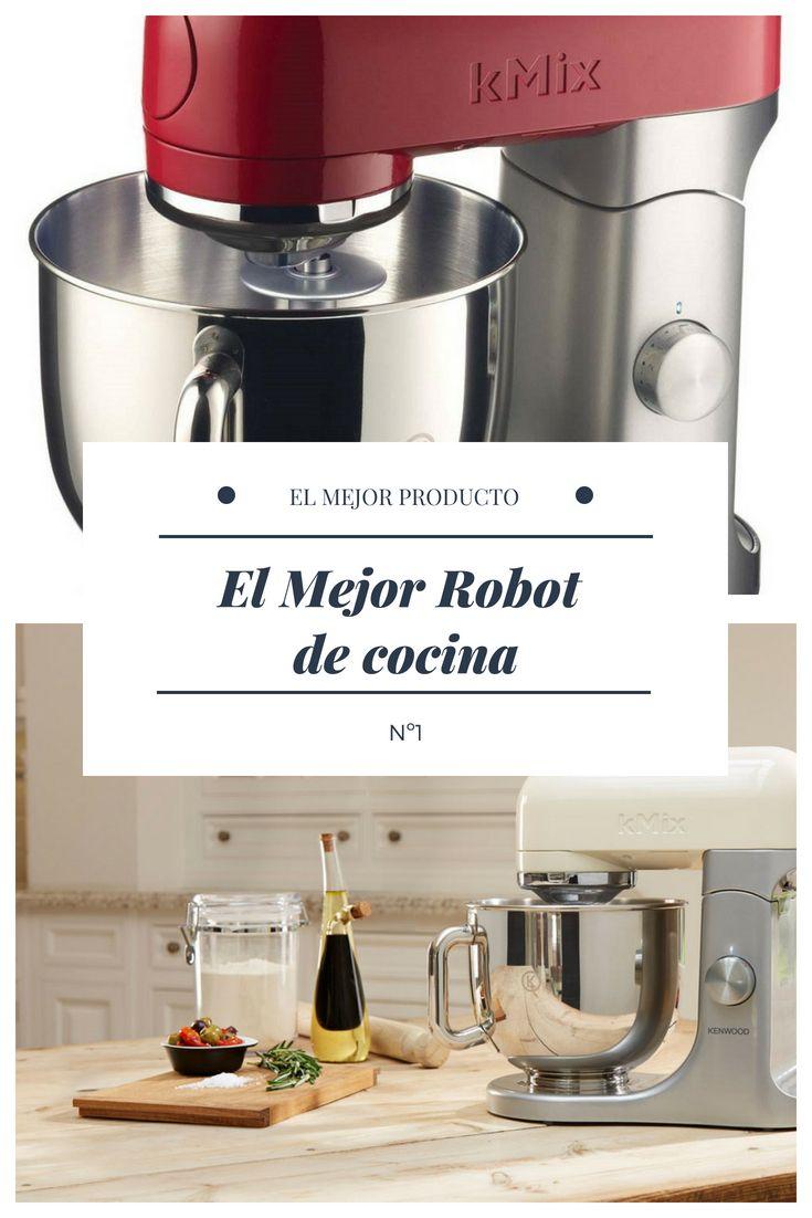 Nº1 El Mejor Robot De Cocina 2021 Ideal Para Tus Platos Robot De Cocina Platos Robot