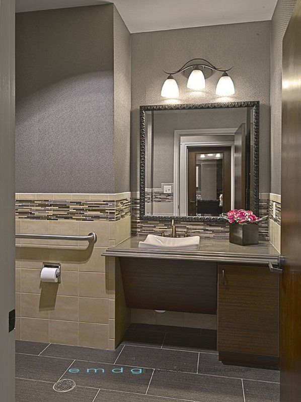 28 Best Images About Dental Office Designs Bathroom On Pinterest Polished Nickel Design And Tans