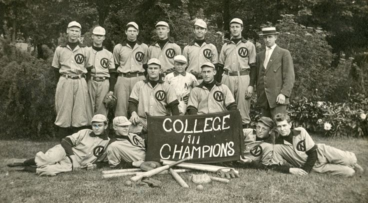 Vintage 1911 Northwestern College Martin Luther Watertown Wi Baseball RPPC Photo | eBay