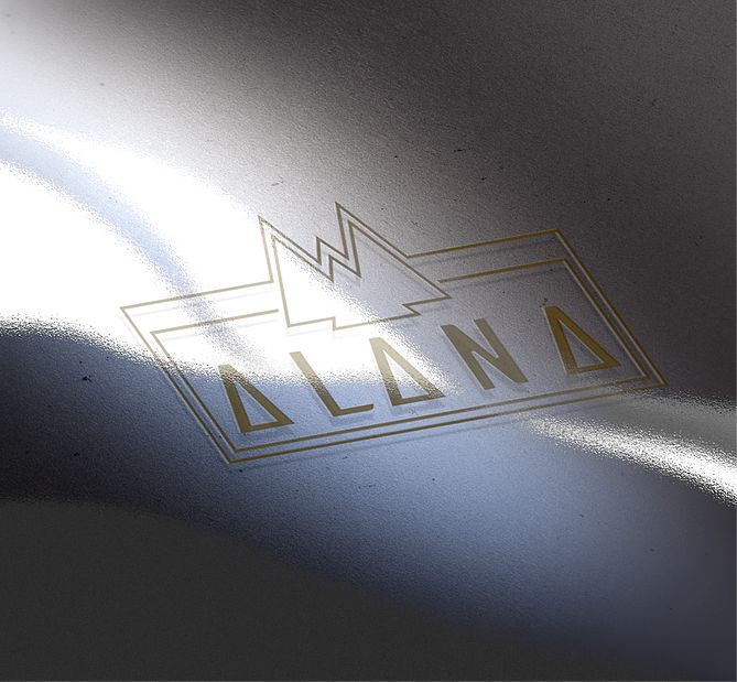 ALANA logo on YourLogoDude.com