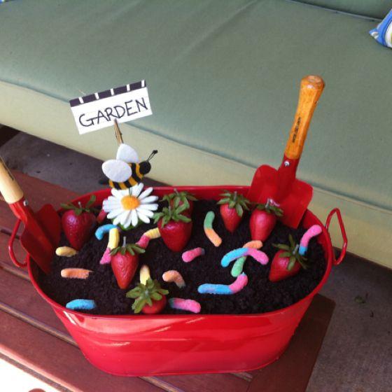 A great summer idea for Dirt Dessert.