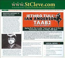 Thick as a Brick 2 - Ian Anderson : Songs, Reviews, Credits, Awards : AllMusic