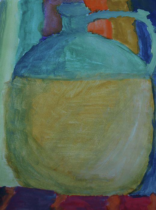 Original painting - Watercolor - Alexandru Iancau