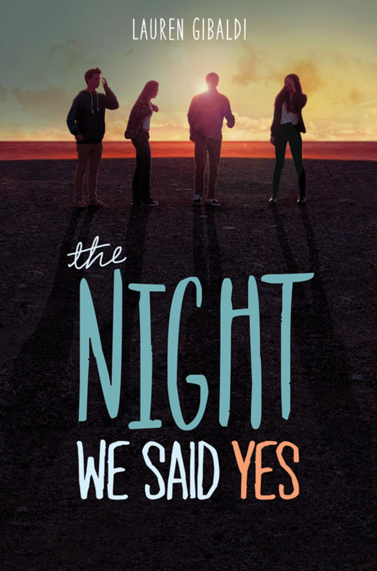 The Night We Said Yes (eBook)