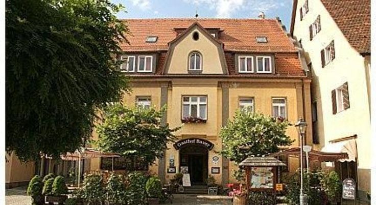 Gasthof Hotel Bauer Hersbruck This family-run, 3-star hotel in the small town of Hersbruck offers a relaxing environment in Fränkische Schweiz (Franconian Switzerland) countryside. The medieval city of Nuremberg is a 30-minute drive away.