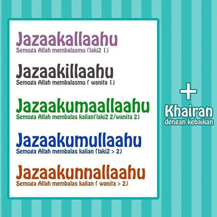 Jazakallah