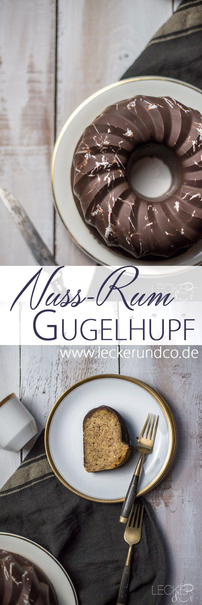 Nuss-Rum-Gugelhupf