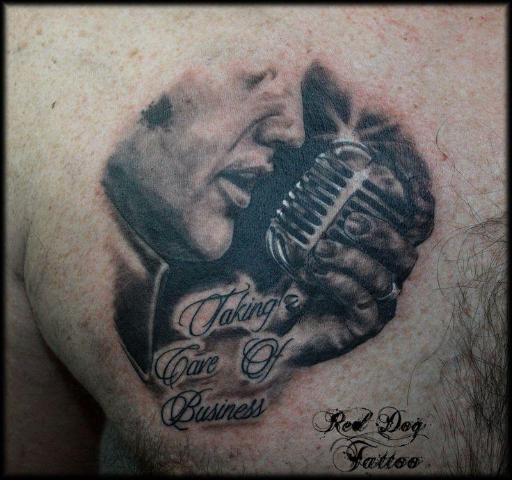 Tattoo Ideas Elvis: 1000+ Ideas About Elvis Tattoo On Pinterest