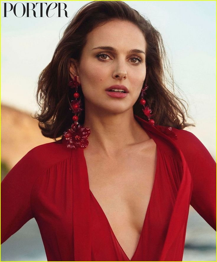 Natalie Portman Says She Has '100 Stories' of Harassment | natalie portman porter magazine 02 - Photo