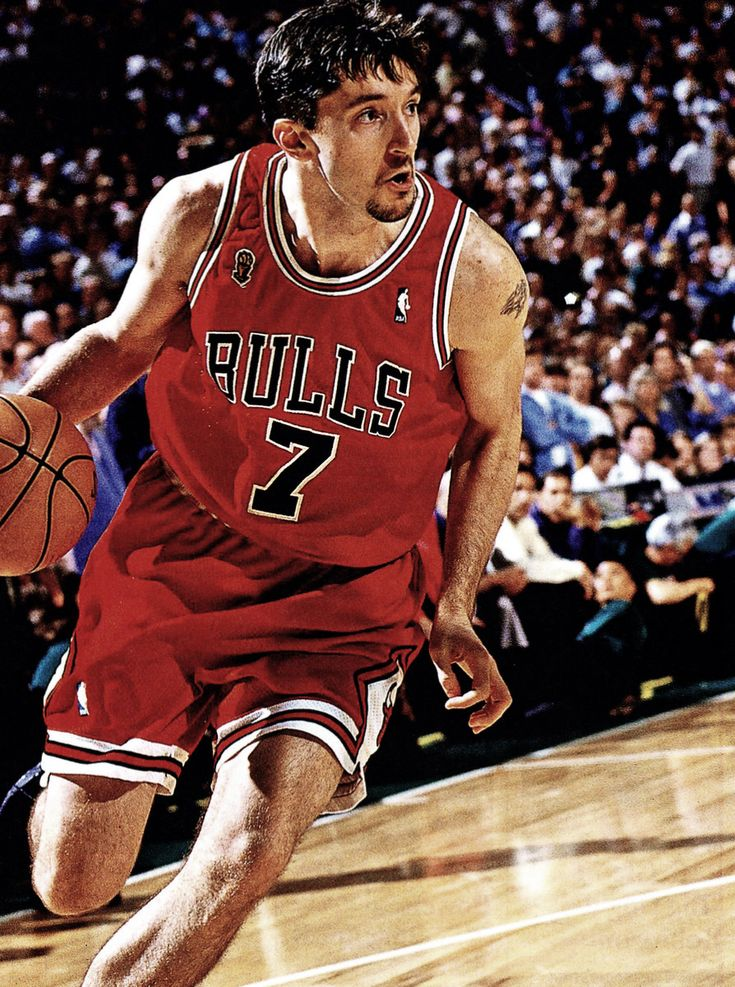 Toni Kukoc Chicago Bulls | Basketball NBA | Pinterest ...
