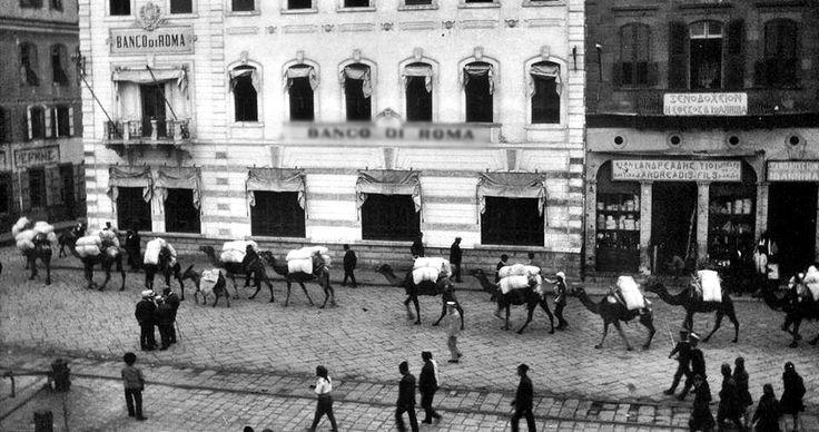 KARAKÖY BANKA Dİ ROMA,KARAKÖY 1890