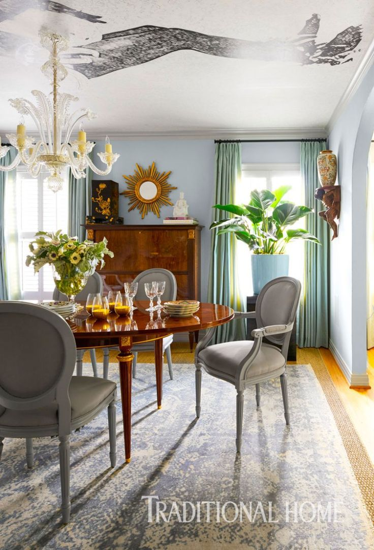Michelle Nussbaumer Infuses French Flair Into A Texas Ranch Style Home