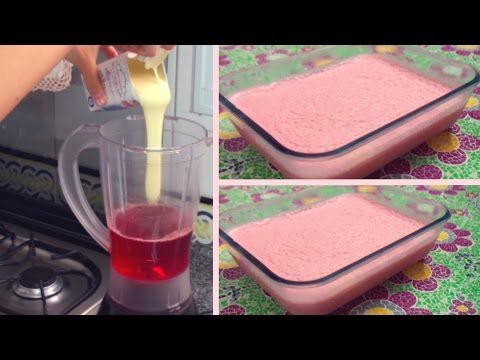 Luego de que sepas esto consumirás gelatina todos los días - YouTube