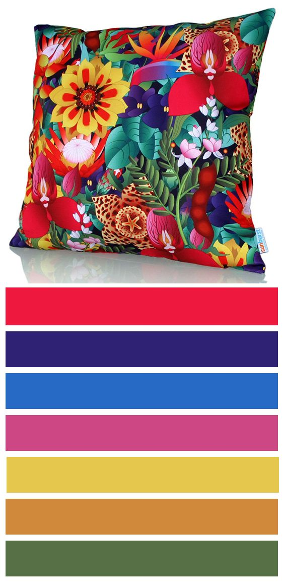 Bring positive and creative energy in your home with Spark cushion cover design. It is bright and enjoyable for anyone! It will bring smiles and creativity in your home. Use it indoors to brighten up your living area or bring it outside as wonderful addition to your beautiful garden.  http://www.sunburstoutdoorliving.com/collections/online/products/spark-cushion-cover
