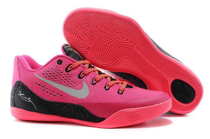 Womens Kobe 9 EM Think Pink PE Rose