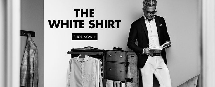 Ein weisses Hemd gehört einfach in jeden Kleiderschank eines Mannes! Ob eleganter Business-Look oder lässiges Strandoutfit, weisse Hemden passen immer.  Bei PKZ gibt es eine riesige Auswahl an weissen Hemden von Top-Marken wie Hugo Boss oder Tommy Hilfiger!  Bestelle hier dein Trend-Hemd: http://www.onlinemode.ch/the-white-shirt/
