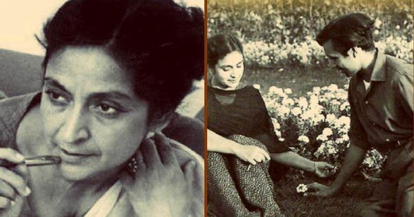 "The story behind Amrita Pritam's  final love poem, ""Main Tainu Phir Milangi"" (I will meet you again)"