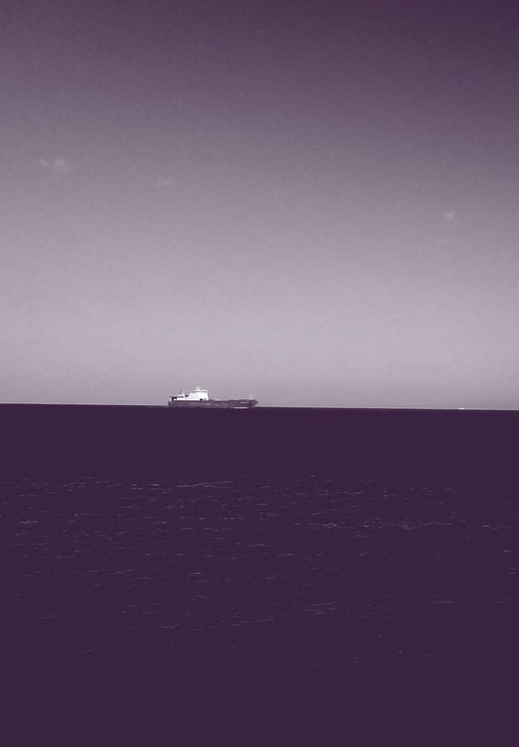 Untitled (2011) by Zamviza Art #melbourne #boat #art #illustration #printmaking #jimjimaggio #design #zamviza