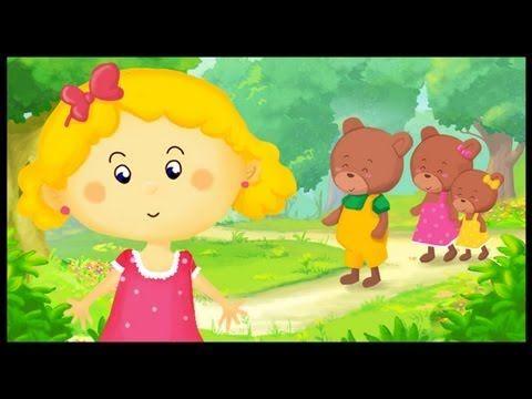 ▶ Histoire pour enfants : Boucle d'or et les 3 ours - YouTube