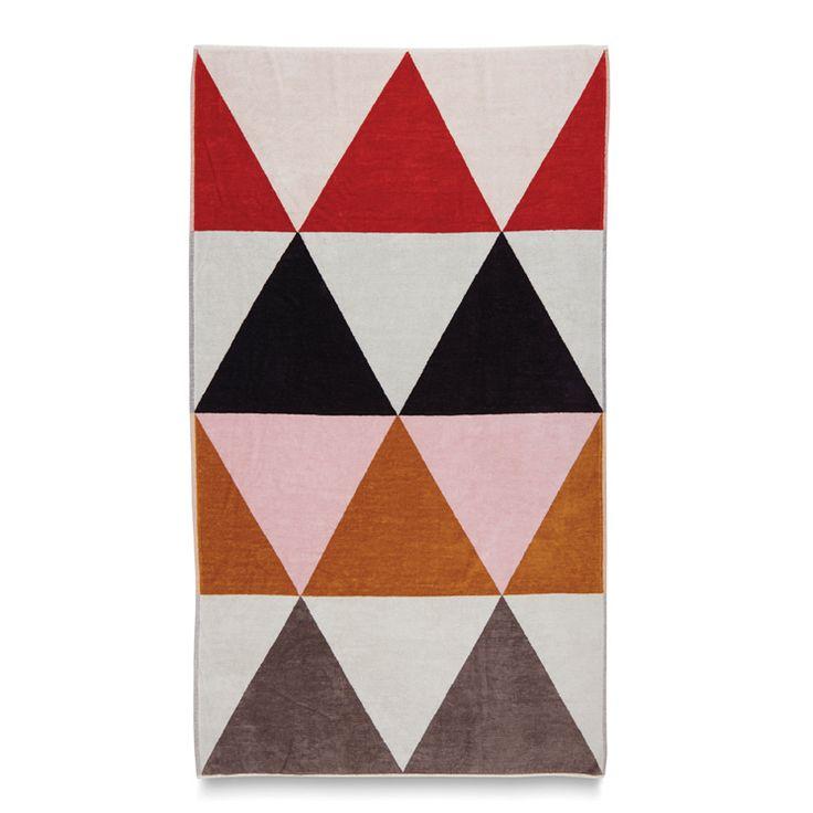 Moza Beach Towel | Citta Design $79.90