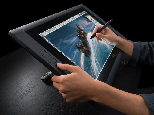 7 best Wacom Cintiq 22HD Reviews images on Pinterest | Drawing tools ...