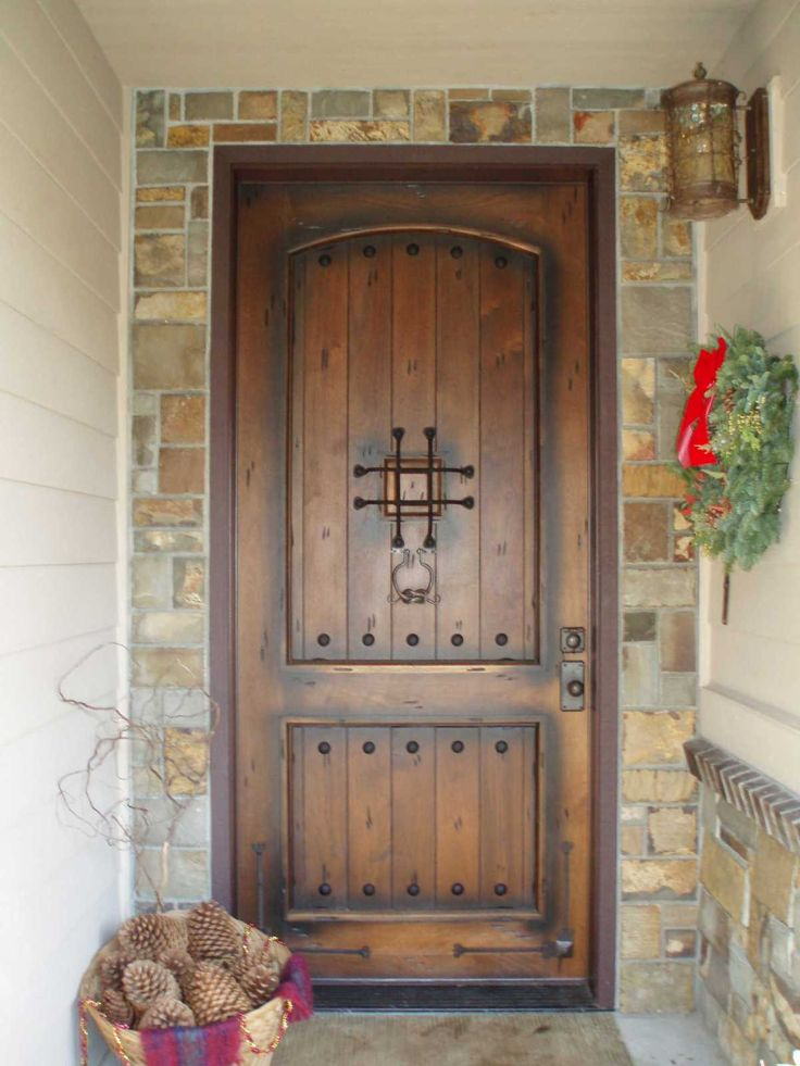 13 best our mediterranean spanish style custom home images for Mediterranean style entry doors