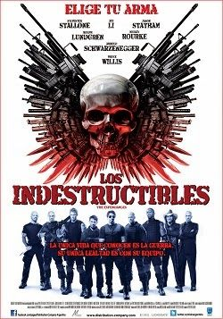 Los Indestructibles 1 online latino 2010 VK