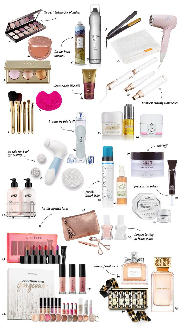 the best holiday gift guide beauty elle apparel 2016