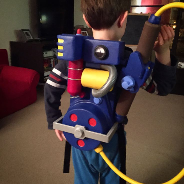 Real Ghostbuster Proton Pack